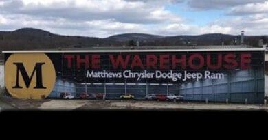 Matthews Chrysler, Dodge, Jeep, Ram Warehouse