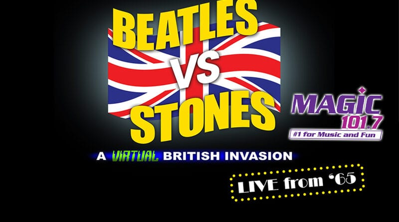 Beatles vs. Stones and You Can Win Access!