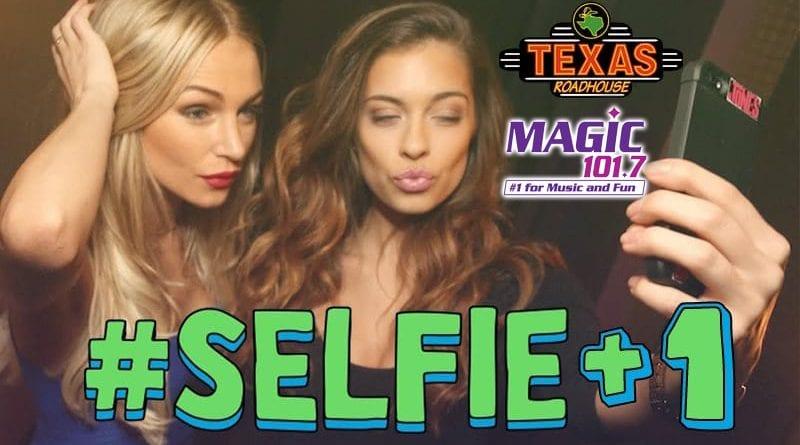 Send Us Your Selfie+1's!