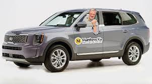 Trade up to a Kia from Matthews Kia