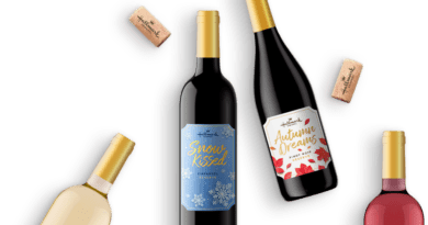 Hallmark Is Pairing Wine With Their Movies